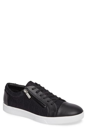 Calvin Klein Ibrahim Sneaker, Black