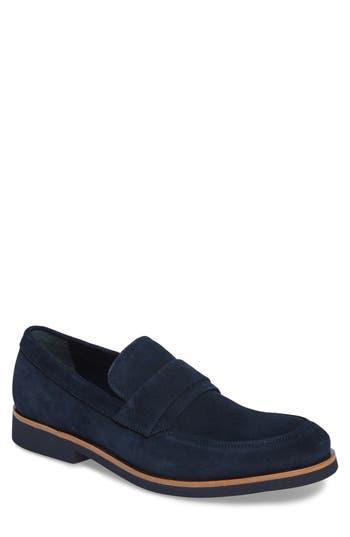 Calvin Klein Forbes Loafer, Blue