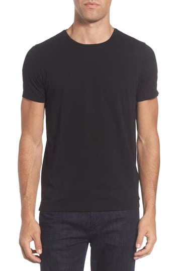 Boss Tessler Crewneck T-Shirt, Black