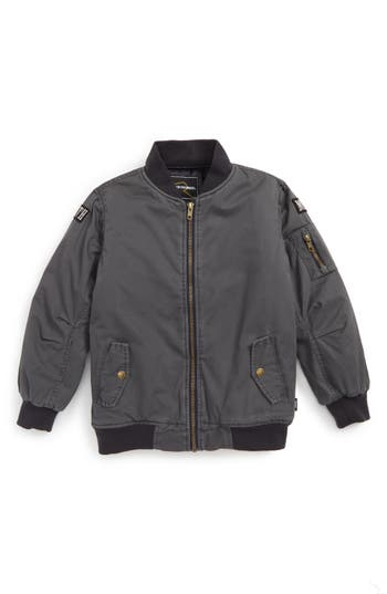 Boy's Rock Your Baby Keith Bomber Jacket