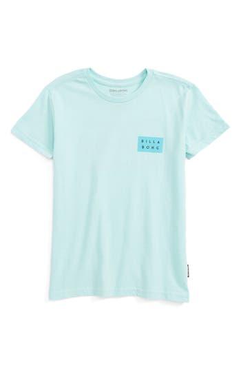 Boy's Billabong Fill Die Cut T-Shirt