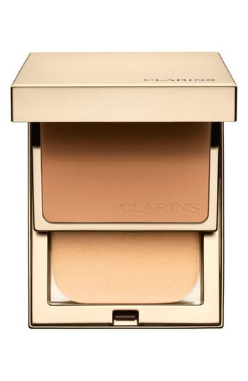 Clarins Everlasting Compact Foundation Spf 9 - 118 Sienna