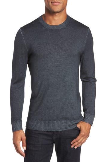 Ted Baker London Abelone Wool Sweater, (m) - Black