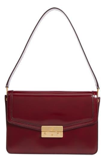 Tory Burch Juliette Leather Shoulder Bag -