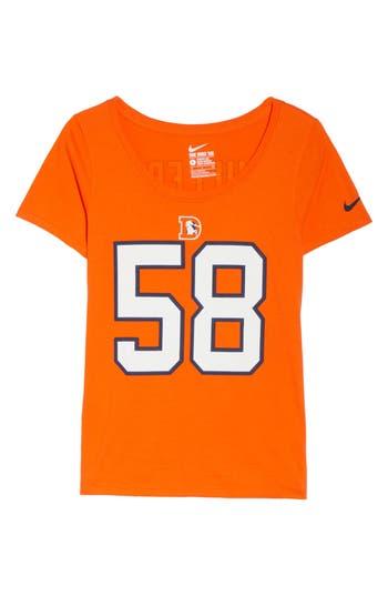 Nike Player Pride Tee, Orange