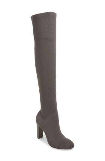 Charles By Charles David Simone Over The Knee Boot, Grey