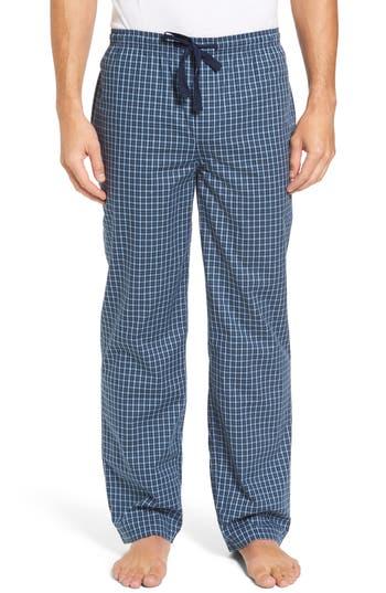 Nordstrom Men's Shop Poplin Lounge Pants