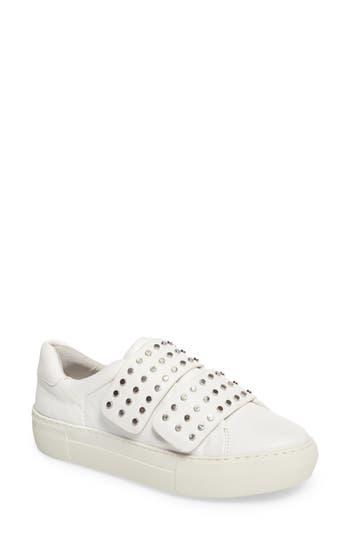 Jslides Accent Slip-On Sneaker, White