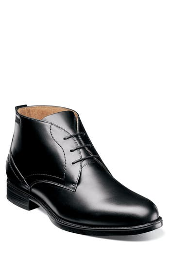 Florsheim Midtown Waterproof Chukka Boot - Black
