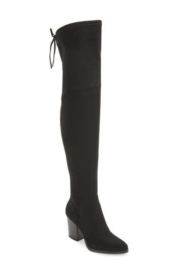Marc Fisher Ltd Adora Over The Knee Boot, Black