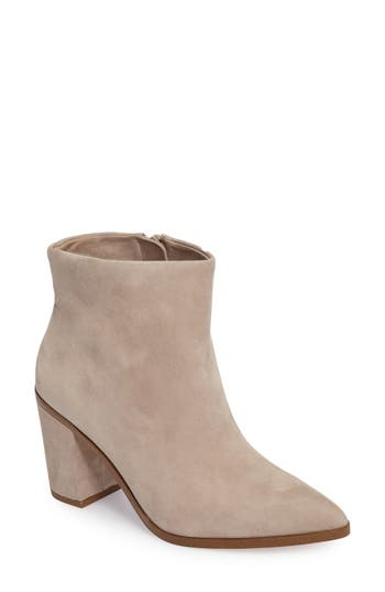 1.state Paven Pointy Toe Bootie, Beige