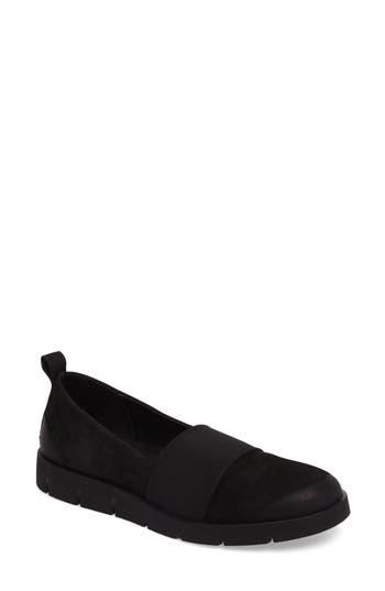 Ecco Bella Slip-On Sneaker, Black
