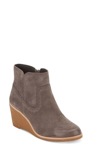 G.h. Bass & Co. Rosanne Wedge Bootie, Grey