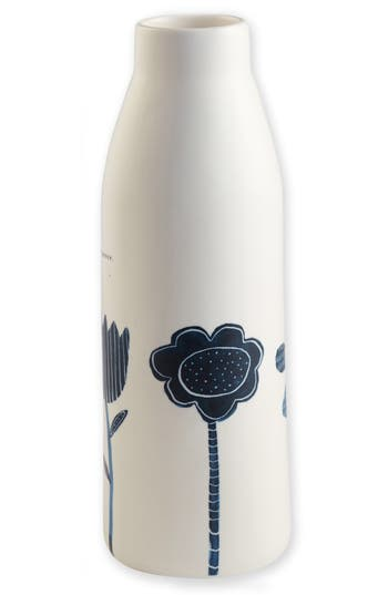 Rae Dunn Find Peace Ceramic Vase, Size One Size - White
