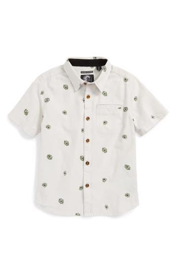Boys ONeill Brees Short Sleeve Woven Shirt