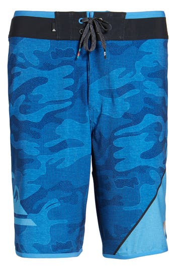 Quiksilver New Wave Everyday Board Shorts, Blue