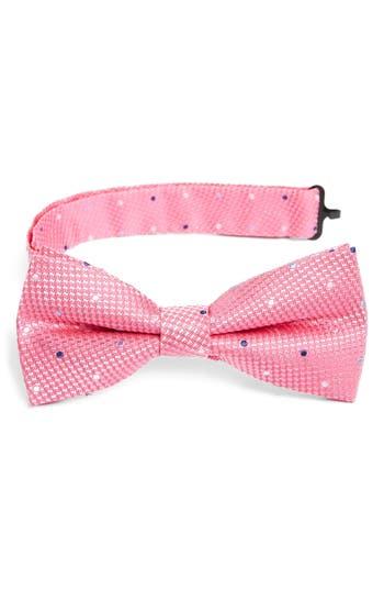 Boys Nordstrom Dot Silk Bow Tie