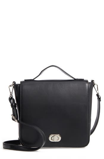 Bp. Convertible Faux Leather Backpack - Black