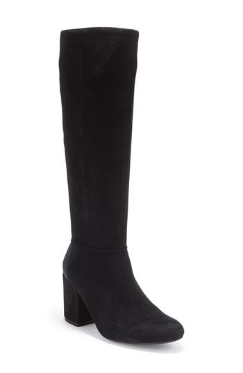 Me Too Knee High Boot- Black