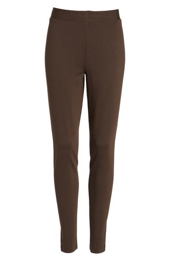Two By Vince Camuto Seamed Back Leggings, Brown