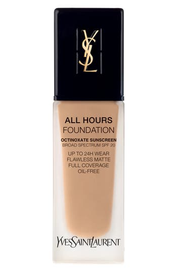 Yves Saint Laurent All Hours Full Coverage Matte Foundation Spf 20 - Bd40