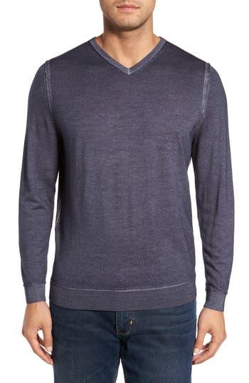 Tommy Bahama Magic Sands Merino Wool Sweater, Blue