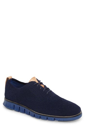 Cole Haan ZeroGrand Stitch-lite Wingtip Oxford