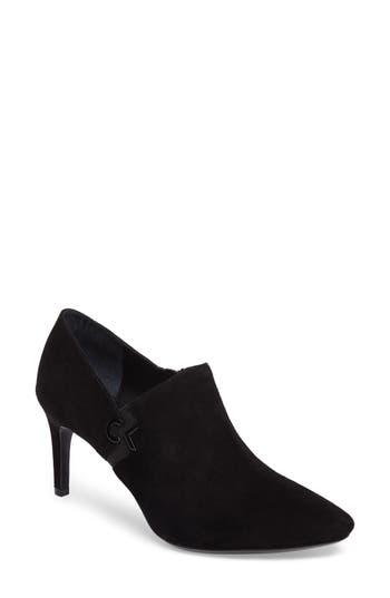 Calvin Klein Joanie Bootie- Black