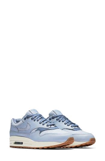 Nike Air Max 1 Premium Sneaker, Blue