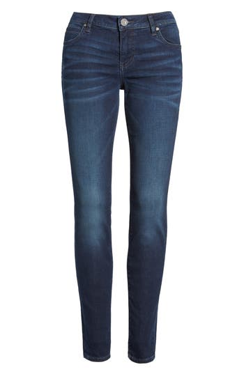 Kut From The Kloth Mia Toothpick Skinny Jeans, Blue
