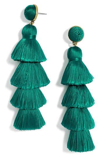 Women's Baublebar Gabriela Tassel Fringe Earrings