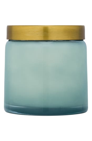 Aspen Bay Tinted Jar Candle, Size One Size - Blue