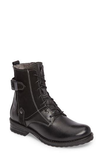 Tamaris Sauna Boot Black