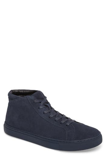 Kenneth Cole Reaction Mid Sneaker, Blue