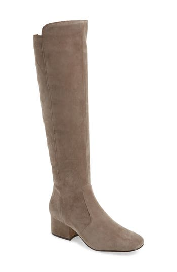 Marc Fisher Ltd Tawnna Knee High Boot, Beige