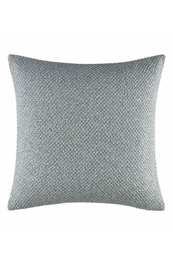 Nautica Cape Coral Knit Pillow, Size One Size - Blue