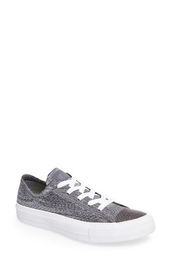 Converse All Star Flyknit Low Sneaker, Grey