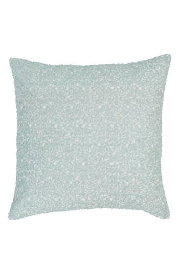 Pine Cone Hill Glaze Sequin Accent Pillow, Size One Size - Blue
