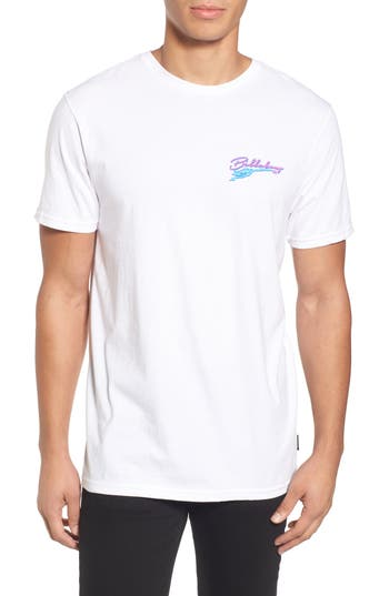 Billabong Pigdog T-Shirt, White