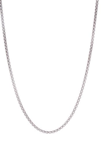 Degs & Sal Box Chain Necklace