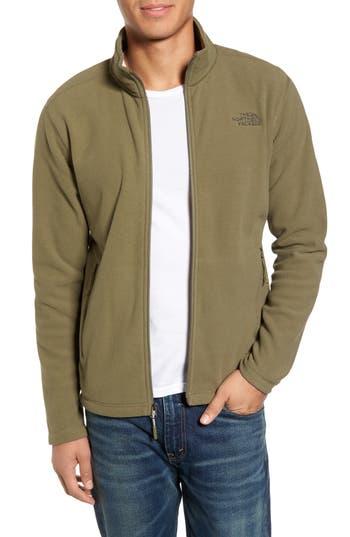 The North Face Cap Rock Fleece Jacket, Green
