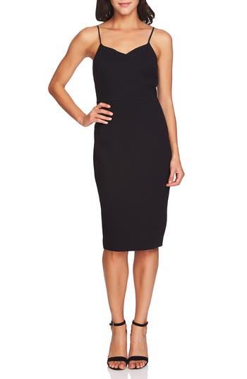 1.state Slip Dress, Black