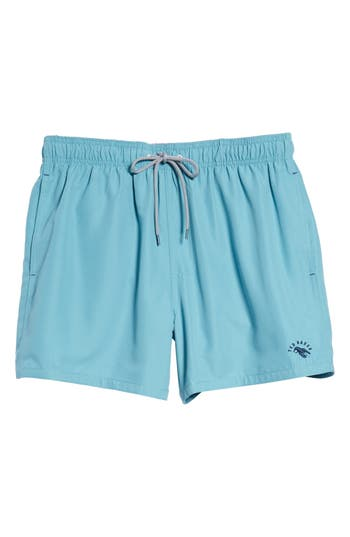 Ted Baker London Danbury Swim Shorts, (m) - Blue