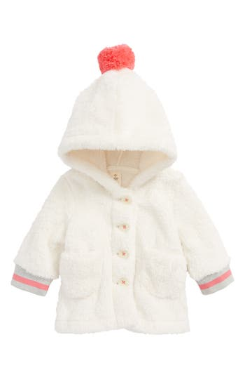 Infant Girls Tucker  Tate Cuddle Fuzzy Jacket