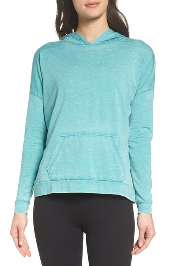 Beyond Yoga Day Breaker Hoodie, Green