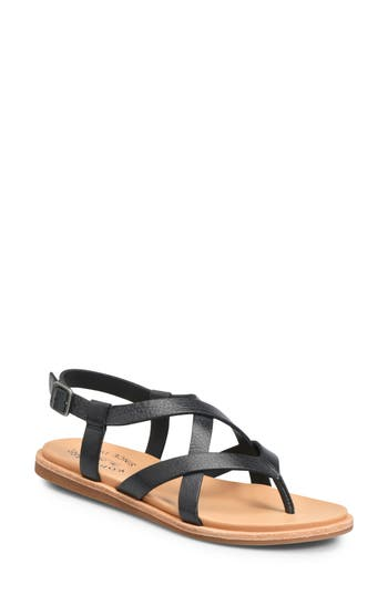 Kork-Ease Yarbrough Sandal, Black