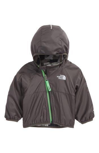 Infant Boys The North Face Breezeway Reversible WaterRepellent Windbreaker Jacket