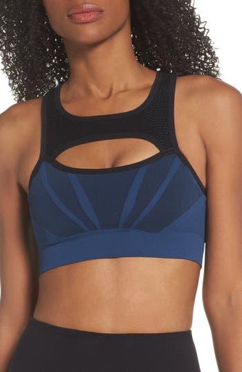 Zella Body Charge Sports Bra, Blue