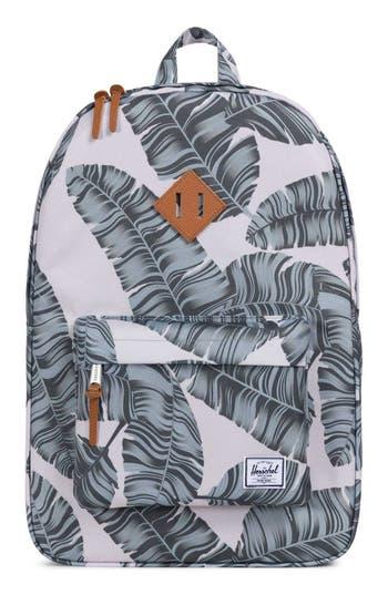 Herschel Supply Co. Heritage Backpack - Green