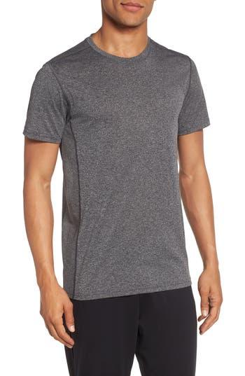 Bonobos Goodsport Mesh Panel T-Shirt, Grey